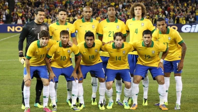 Carlos Alberto Parreira e Luiz Felipe Scolari divulgaram os 23 nomes da lista da seleção (Foto: Reprodução Google)