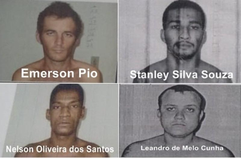 Fugitivos (Foto: Divulgação)