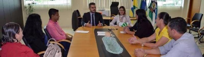 Reunião (Foto: Reprodução)