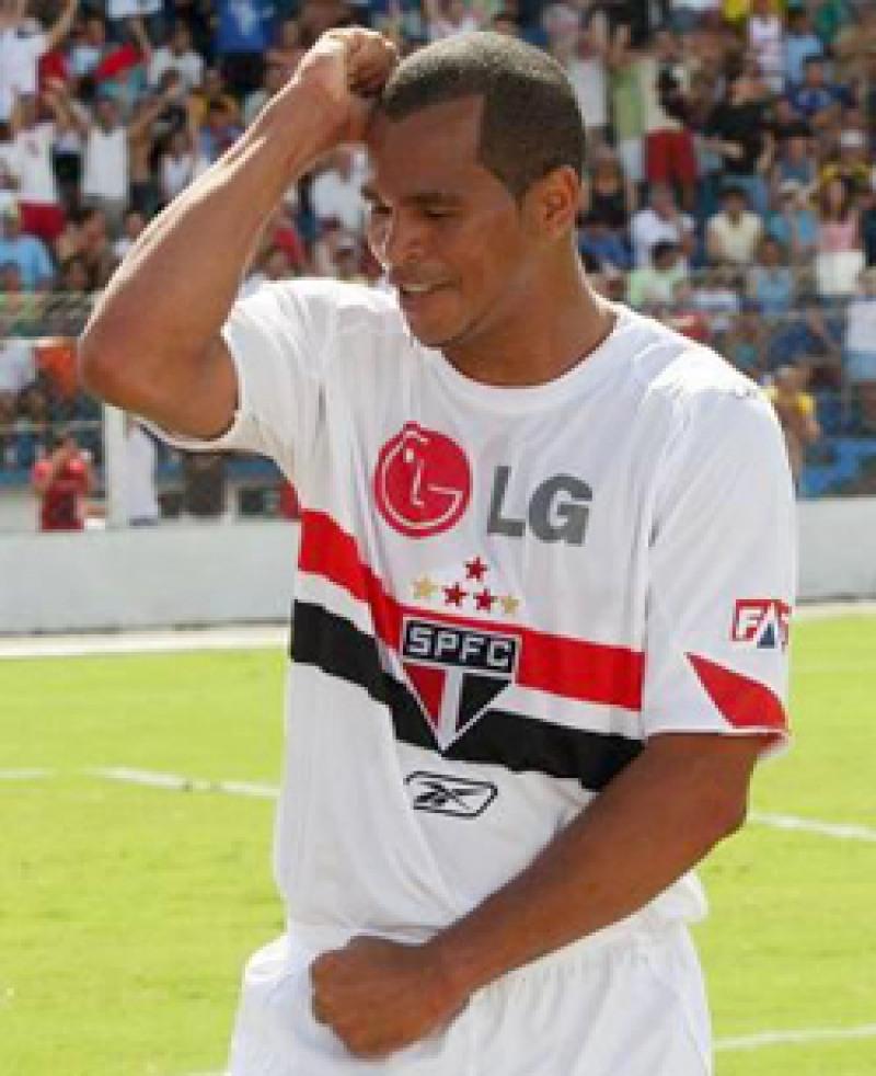Ídolo do São Paulo com as conquistas dos títulos - Aloísio Chulapa (Foto: Reprodução)