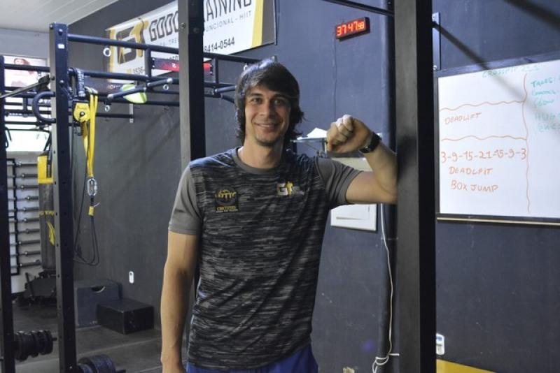 Fernando Godoi (Foto: Diêgo Holanda/G1)