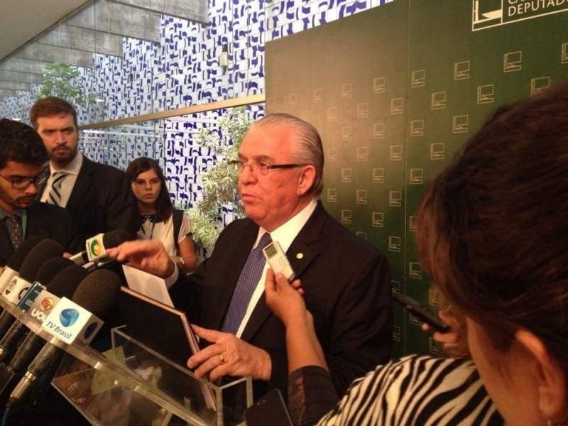 Moreira Mendes enquanto foi deputado na Câmara Federal (Foto: Facebook/Reprodução)