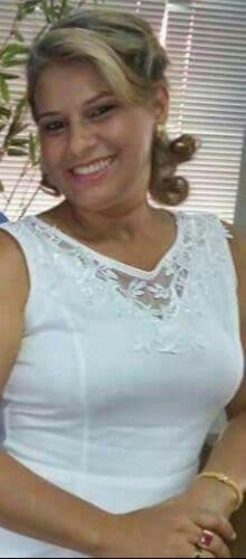 Ediana Vasconcelos Zeferino (Foto: Reprodução)