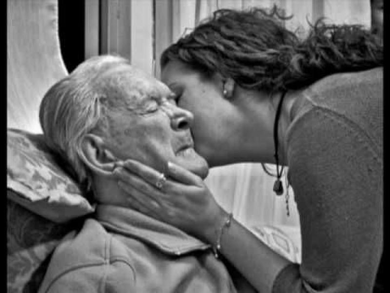 Idoso com mal de Alzheimer (Foto: Reprodução)