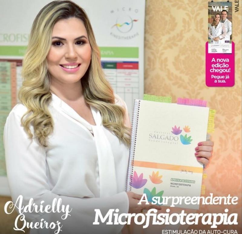 Dra. Adrielly Queiroz (Foto: Revista Do Vale)