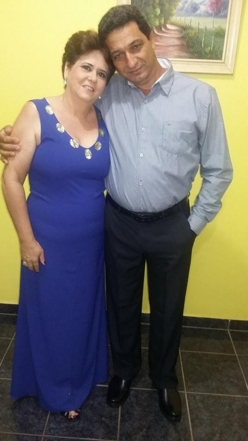 Esposa e Esposo com Câncer (Foto: Reprodução Rede Social)