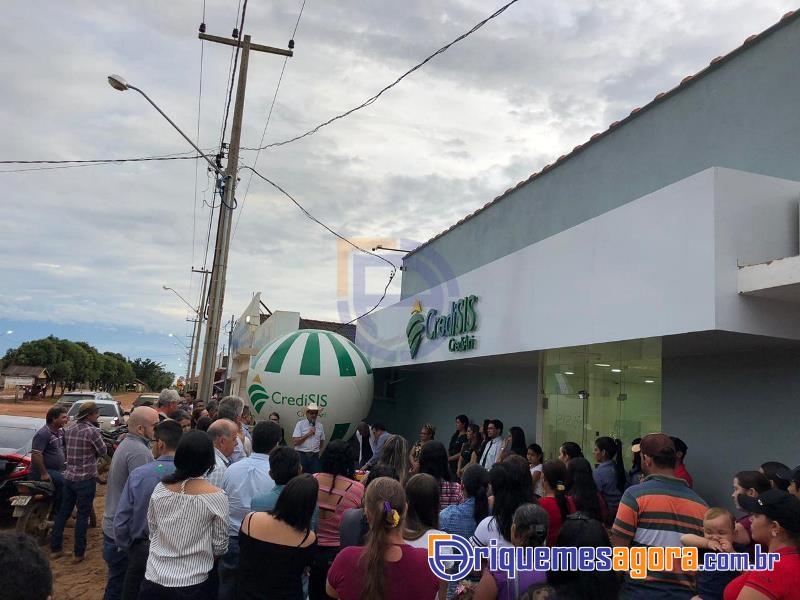 Com 4 mil cooperados CrediSIS CrediAri chega a Rio Pardo