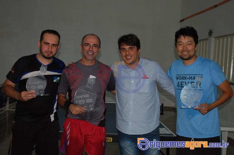 Os campeões do torneio  (Foto: ariquemesagora.com.br)