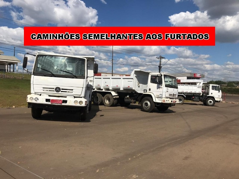 Caminhão (Foto: Divulgação)