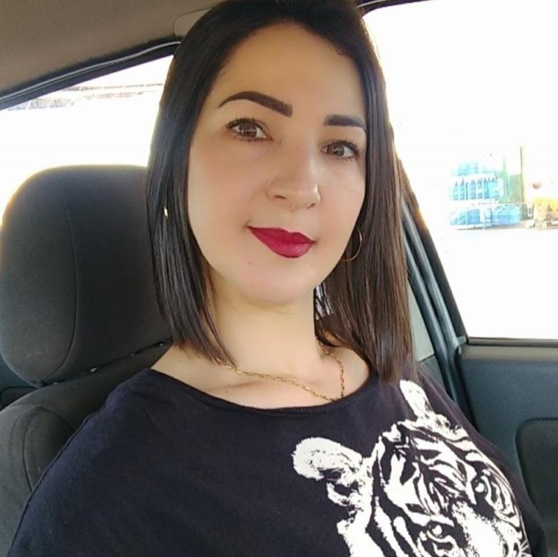 Carmelucia Gava, irmã de Márcia Gava, também foi morta no escritório de advocacia em Porto Velho. (Foto: Reprodução/Facebook)