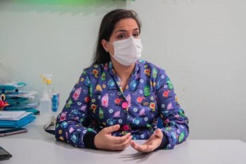 Médica, Antonieta Machado, fala da importância dos hábitos e lições dentro de casa (Foto: Divulgação)