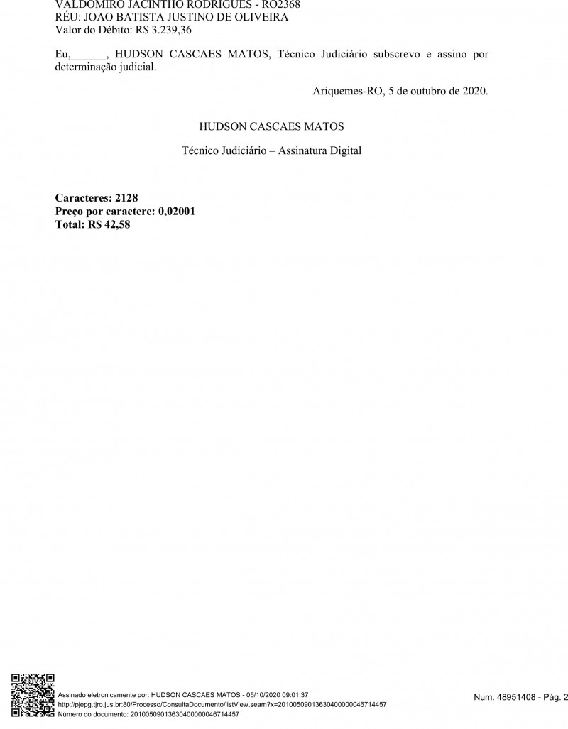 Edital de Citação 2 parte (Foto: Reprodução)