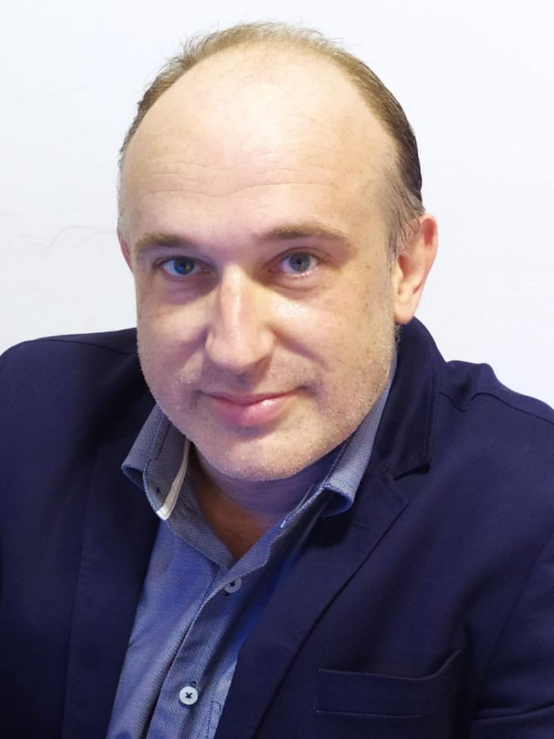 Luís Cláudio Gerhardt Steglich – Advogado (Foto: Arquivo Pessoal)