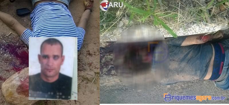 Dois primos são mortos a tiros e pedradas na cabeça em Jaru
